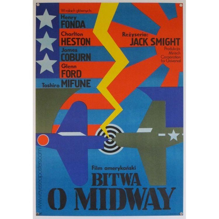 Andrzej Krajewski Midway poster