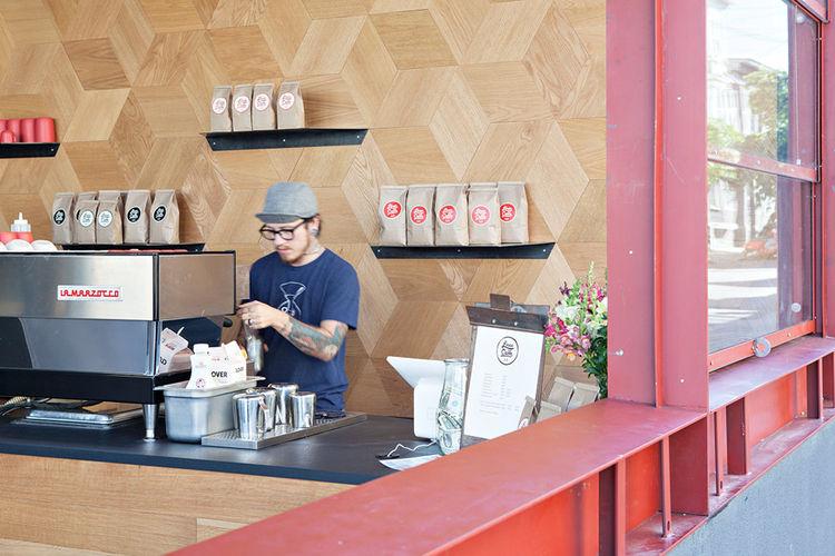 Linea Caffe, San Francsisco