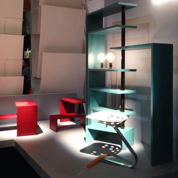 Castiglioni at Zanotta at Salone del Mobile 2015