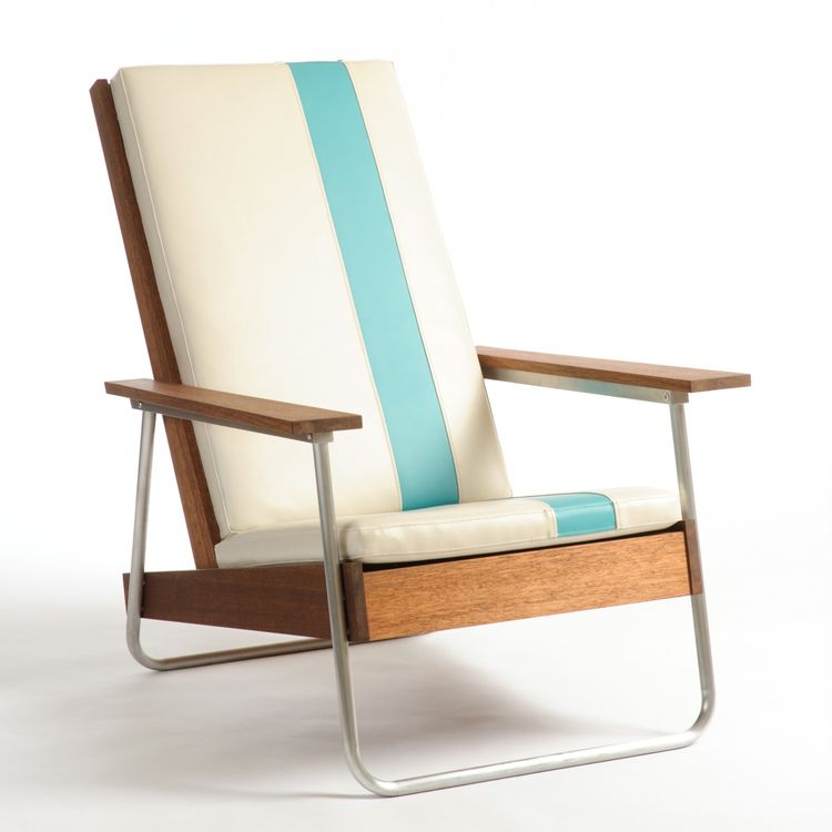Handcrafted Belmont chair made in Portland by Revolution Design House