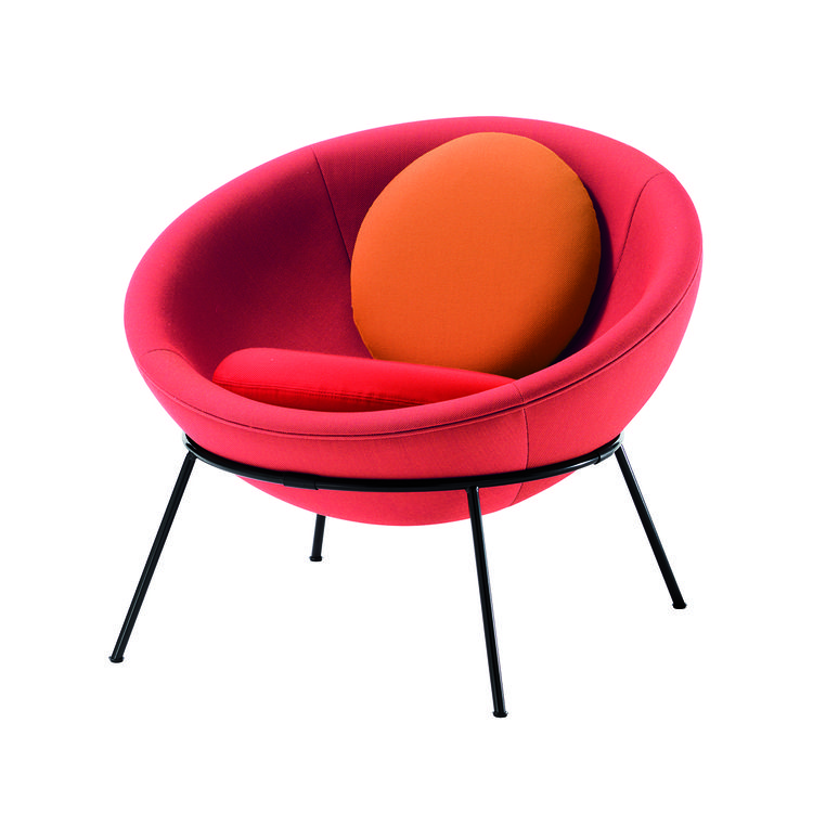 Lina Bo Bardi Bowl chair.