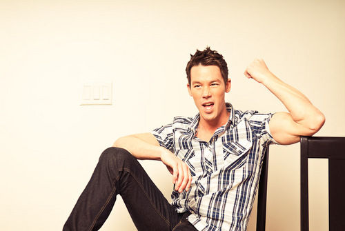 HGTV Designer David Bromstad's Twitter profile photo