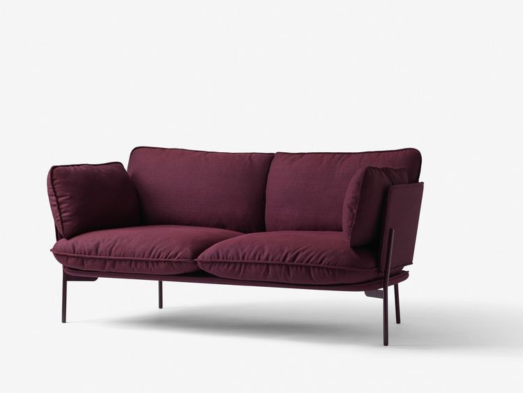 Cloud sofa by Luca Nichetto for &Tradition