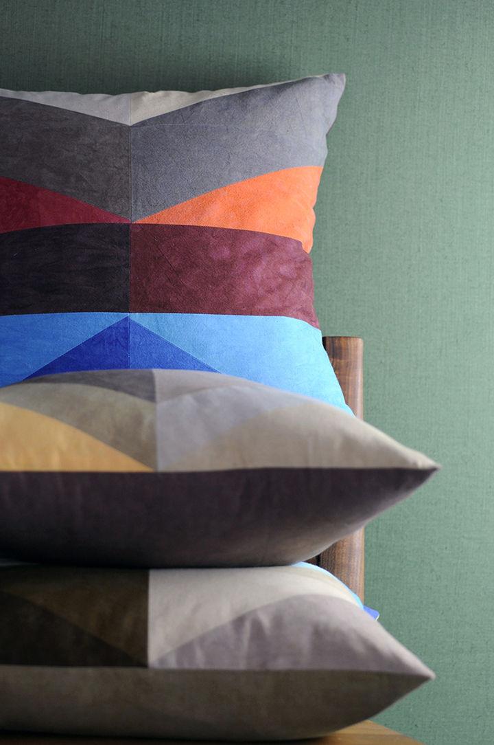 Studio Dunn Maritime pillow