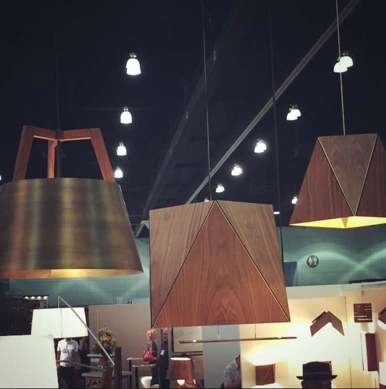 Cerno Group lights at Dwell on Design