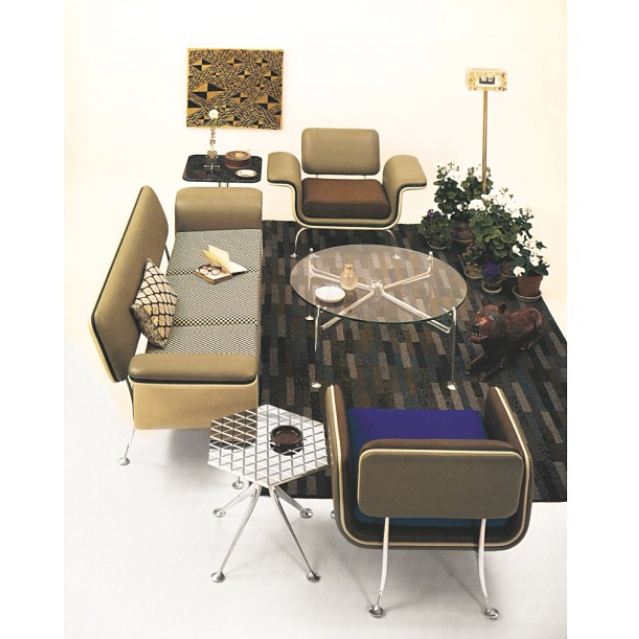 Alexander Girard furniture for Herman Miller in 1967