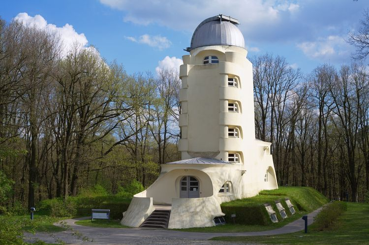 Getty Keeping It Modern initiative, Einstein Tower, Erich Mendelsohn