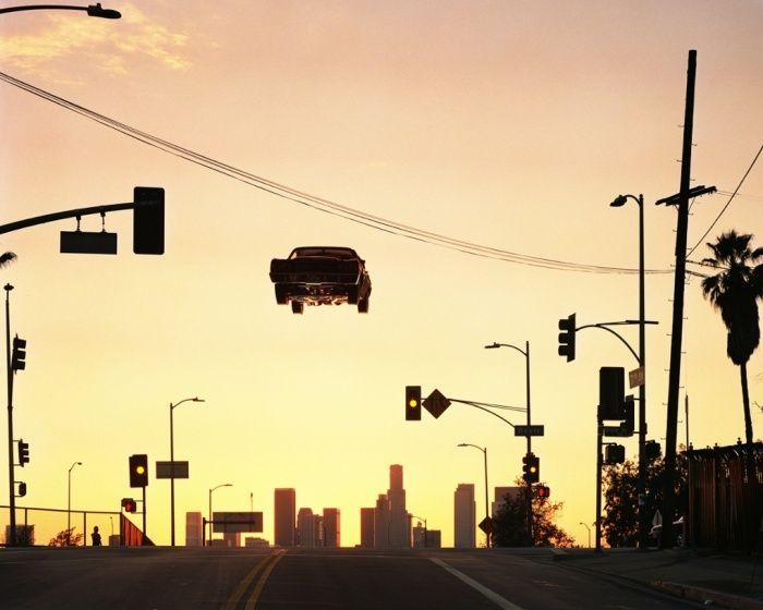 Both Sides of Sunset book, Skyline Vista, 2014, Matthew Porter