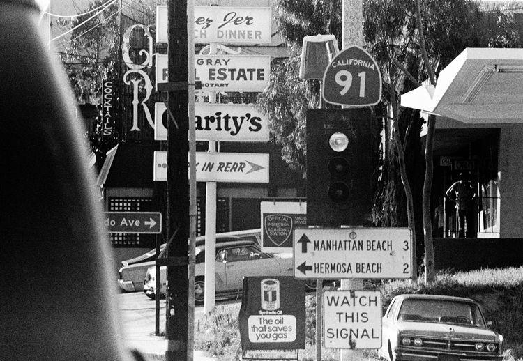 Both Sides of Sunset book, SPOT, Artesia Blvd @ Aviation, Manhattan Beach, 1979