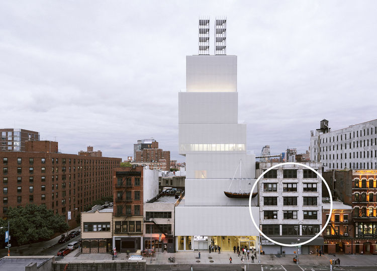 NEW INC, the first museum-led incubator, at New York's New Museum.