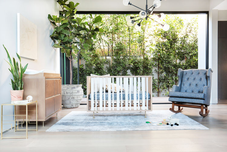 Novella Crib from Nursery Works