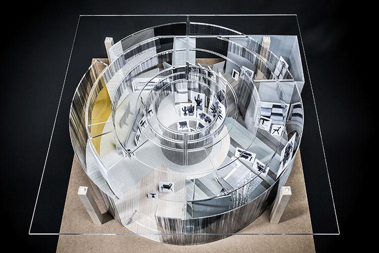 Das Haus 2016 concept by Sebastian Herkner