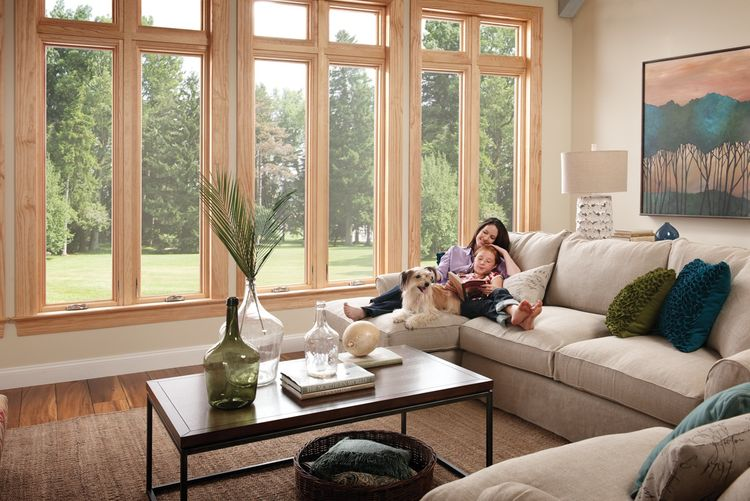 Milgard Essence Series® Wood Windows