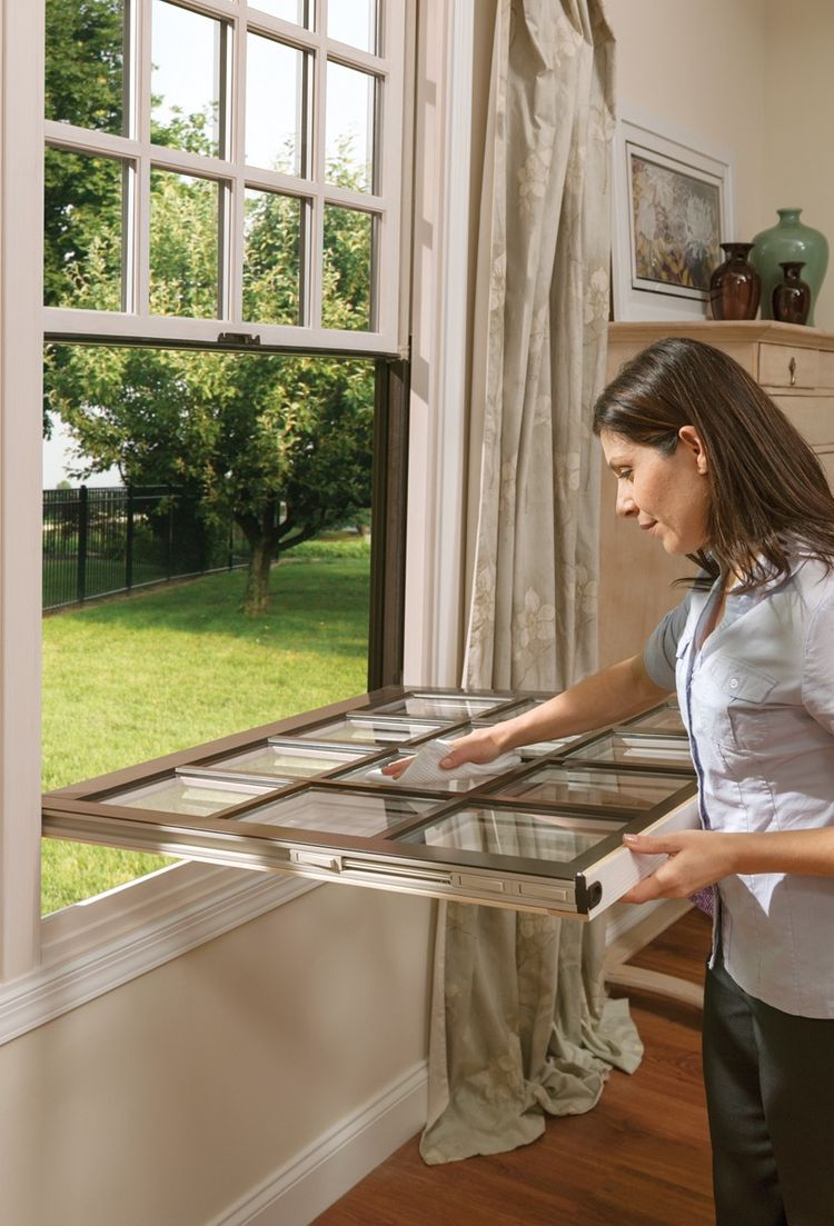 Milgard® Double Hung Windows