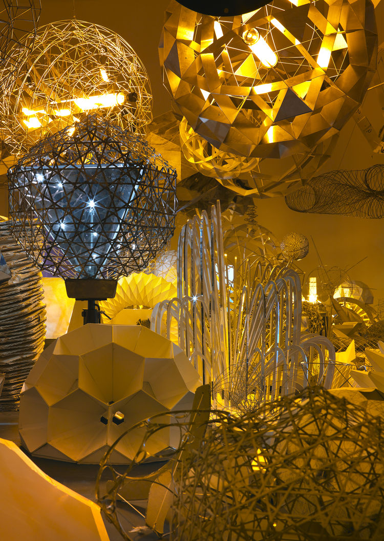 """Model Room,"" Olafur Eliasson, 2003."