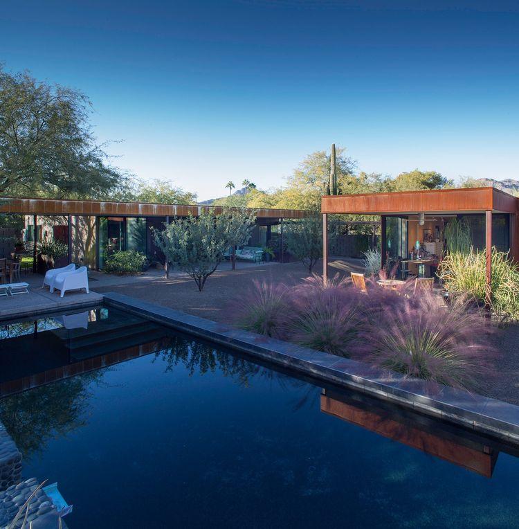 The Heiny Residence, designed by Scott Roeder of StudioROEDER