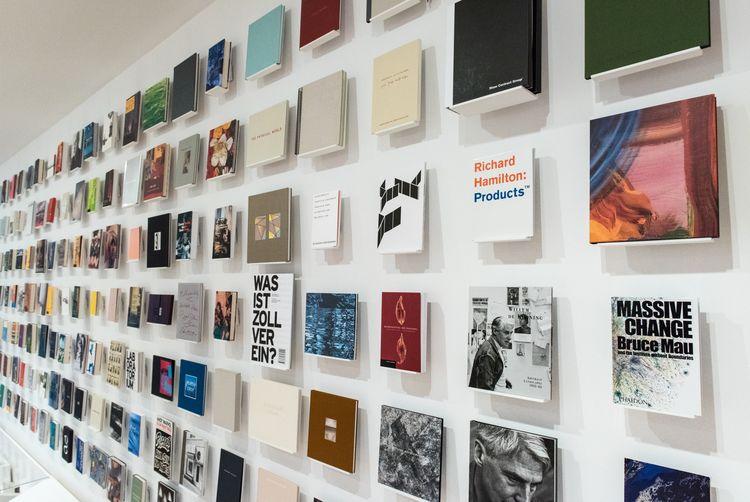 Bruce Mau's design books
