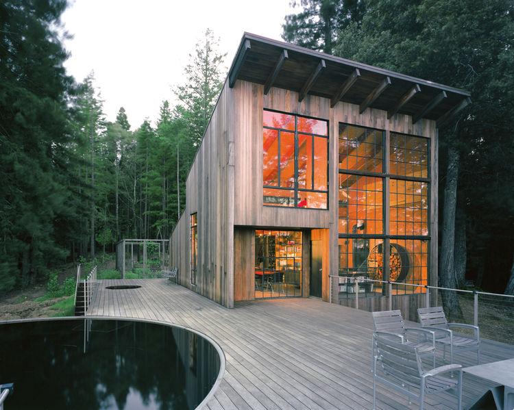 Lundberg/Breuer Cabin by Lundberg Design