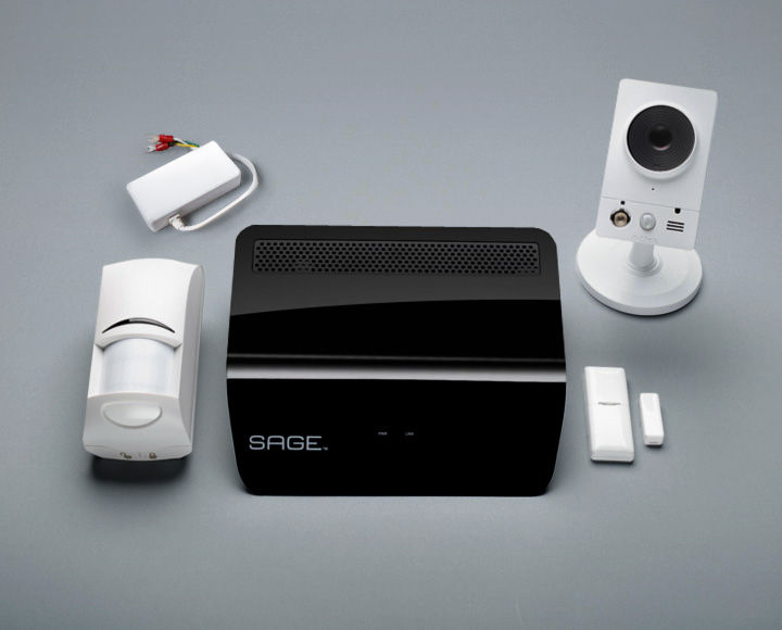 The Security Kit from SAGE by Hughes