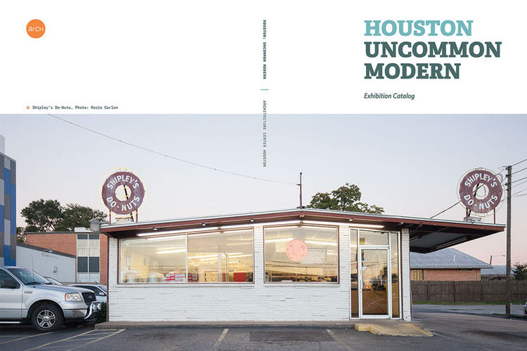 Citation of Merit given to Houston: Uncommon Modern.