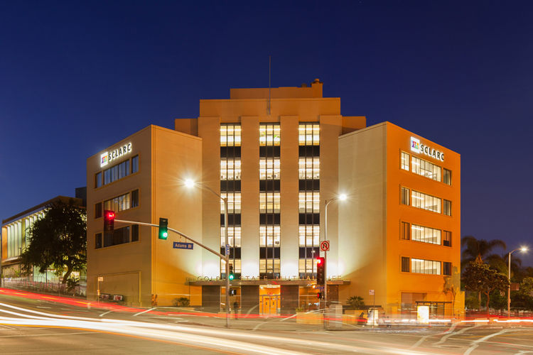 Design Award of Excellence winner Golden State Mutual Life Insurance Building.