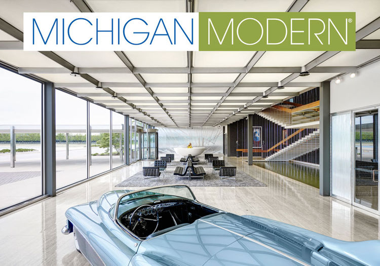 Design Award of Excellence winner Michigan Modern.