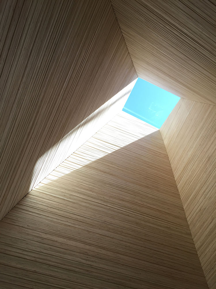 Hidden House skylight