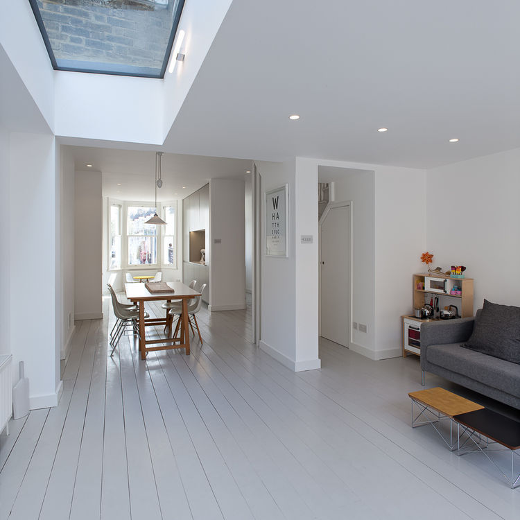 Kensal Green open-plan renovation