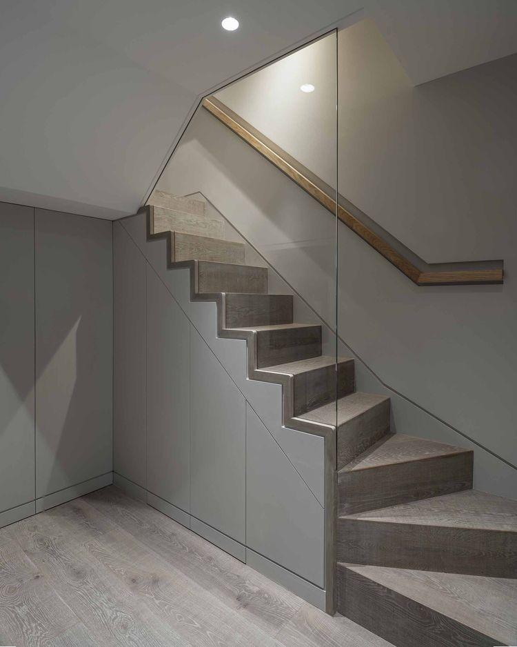 Brackenbury stairs