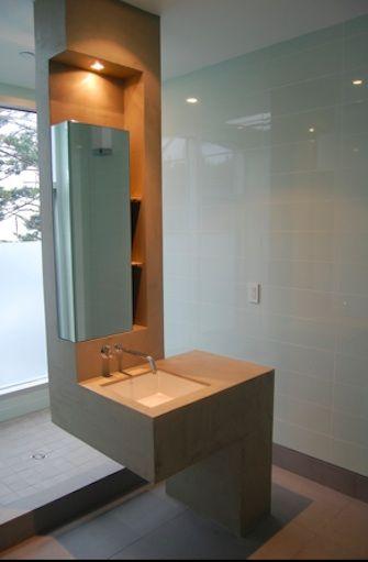 Tofino prefab bathroom