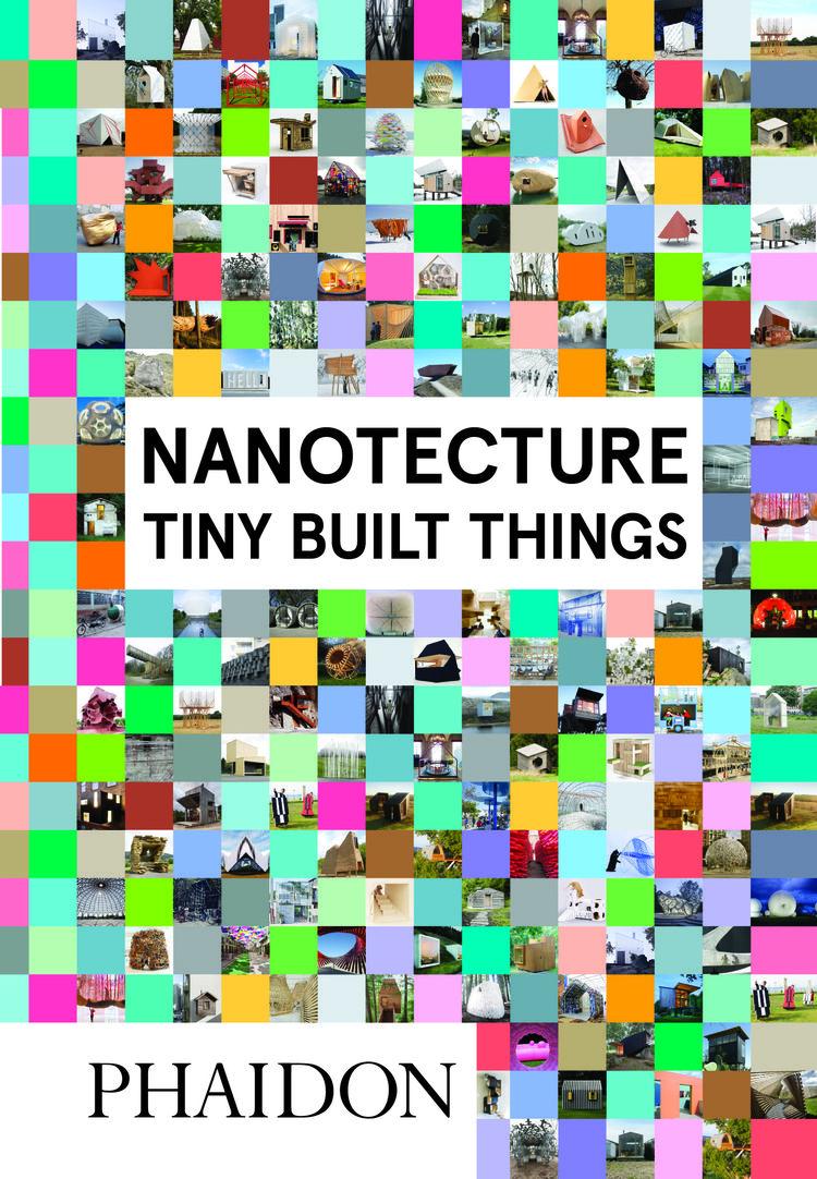 Nanotecture book cover