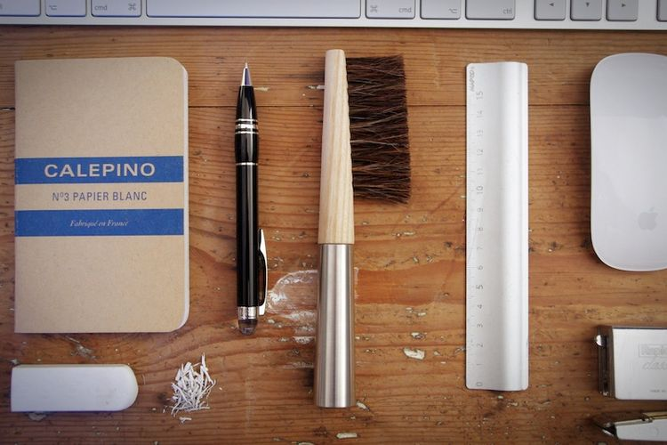 pukka office brush