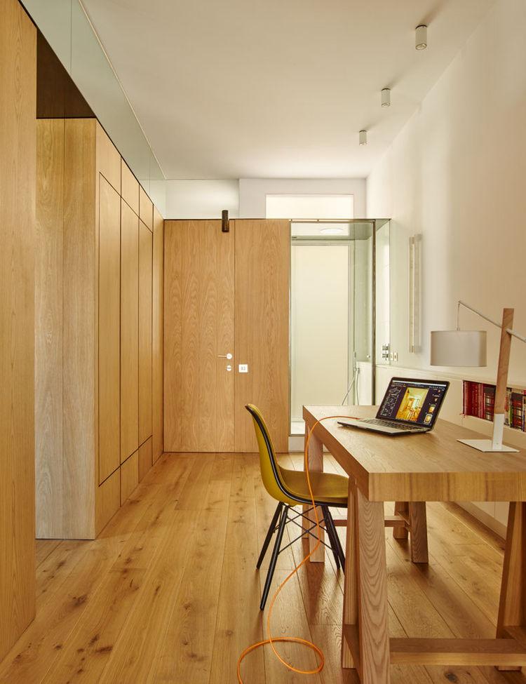 Casa AB interior in Eixample, Barcelona, Spain