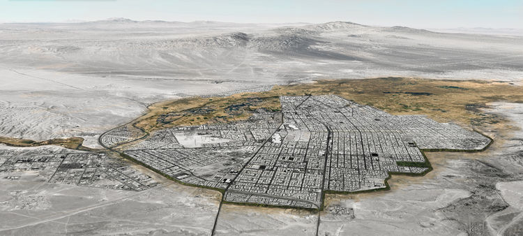 Calama PLUS master plan, 2012–ongoing