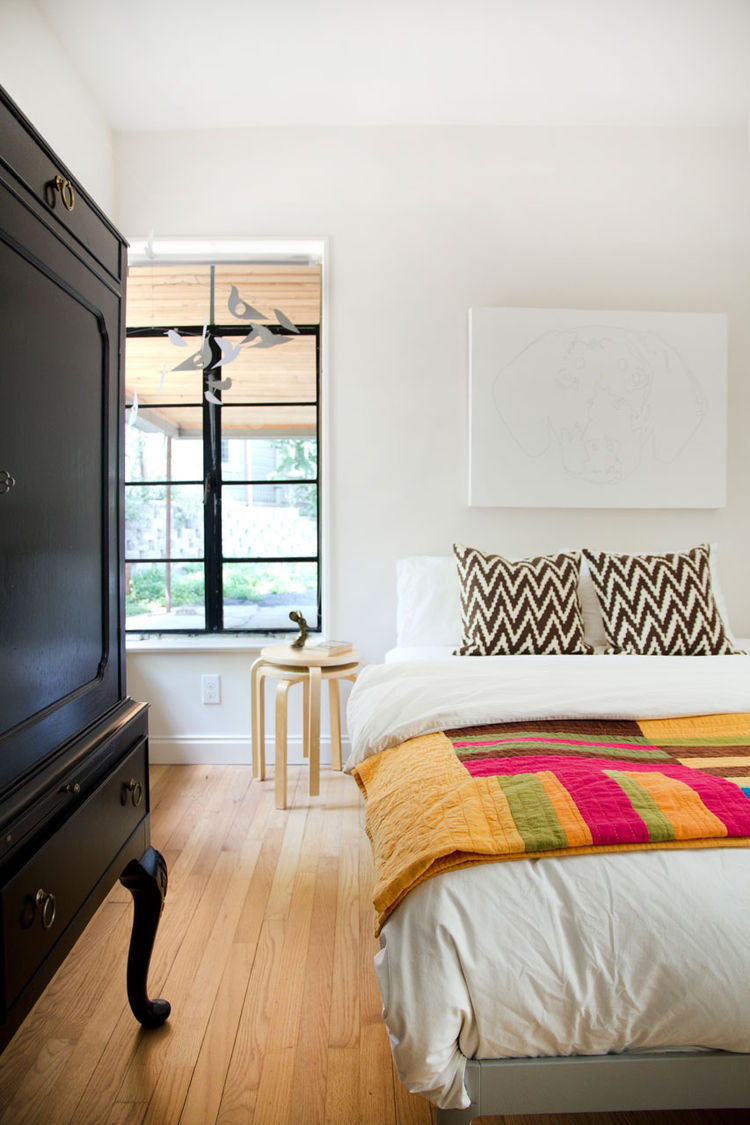 Allison Burke's Austin Home Renovation, Daughter's bedroom