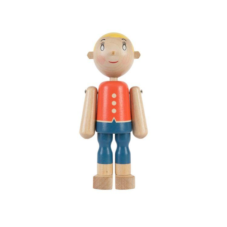 Artek wooden doll from 1945