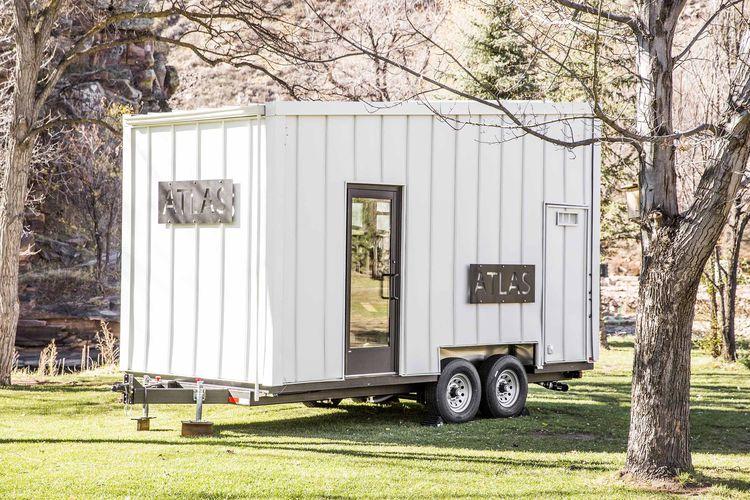 ATLAS trailer exterior