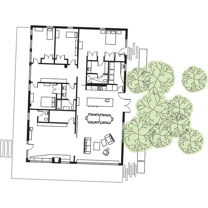 moden auburn bragg house floor plans