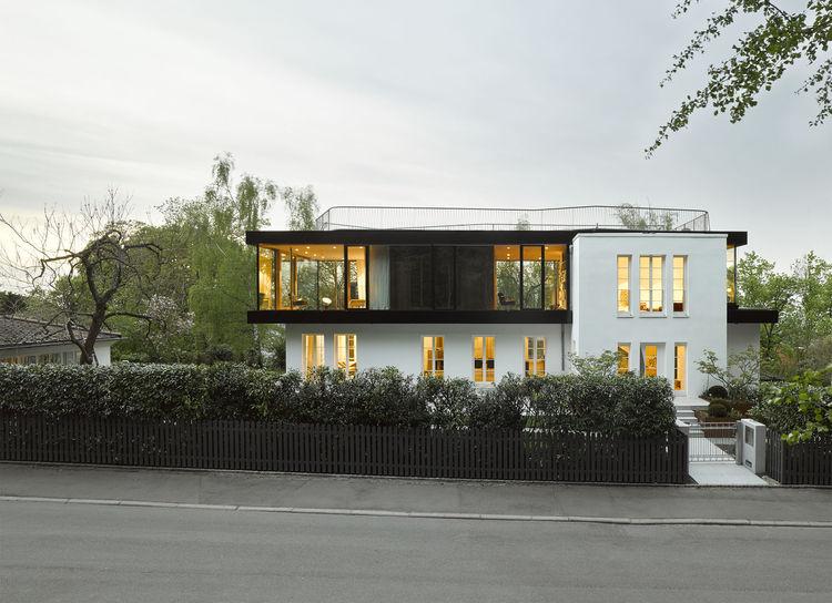 Stuttgart renovation exterior