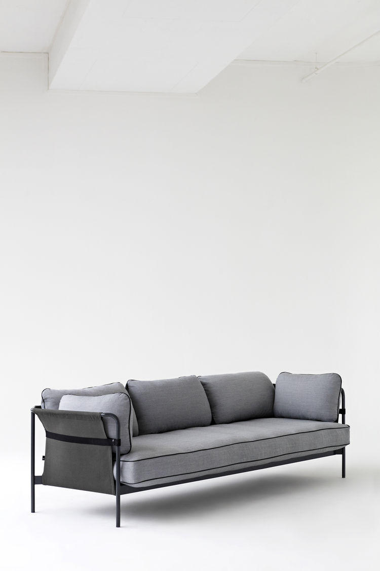 Can sofa by Bouroullec studio for HAY