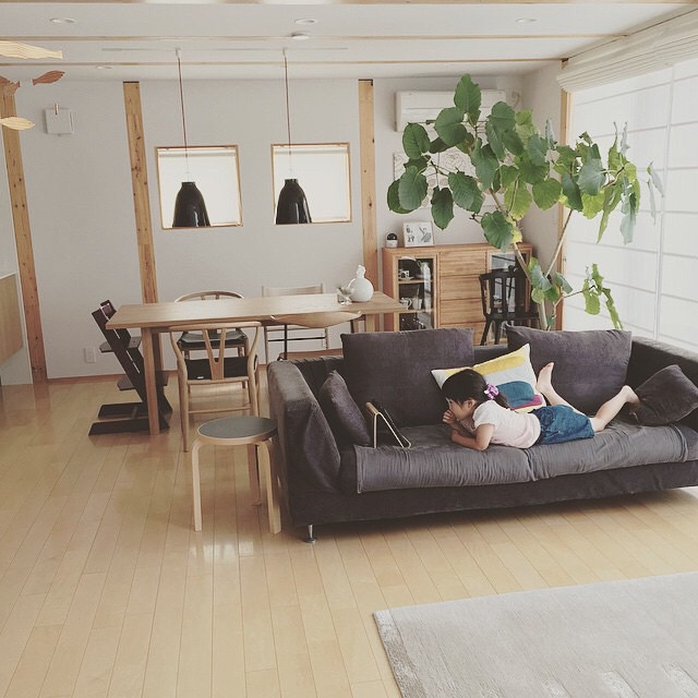 Carl Hansen and Son #globalhomes initiative at home in Japan