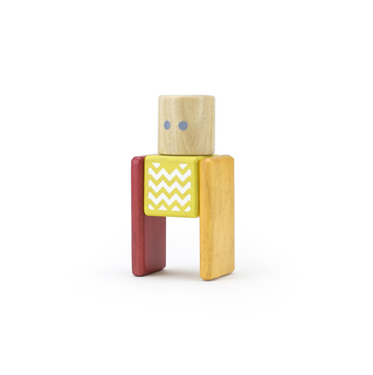 myBlockhead toy by Tegu