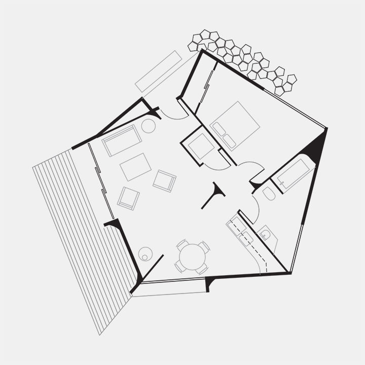modern oyster house affordable floor plan