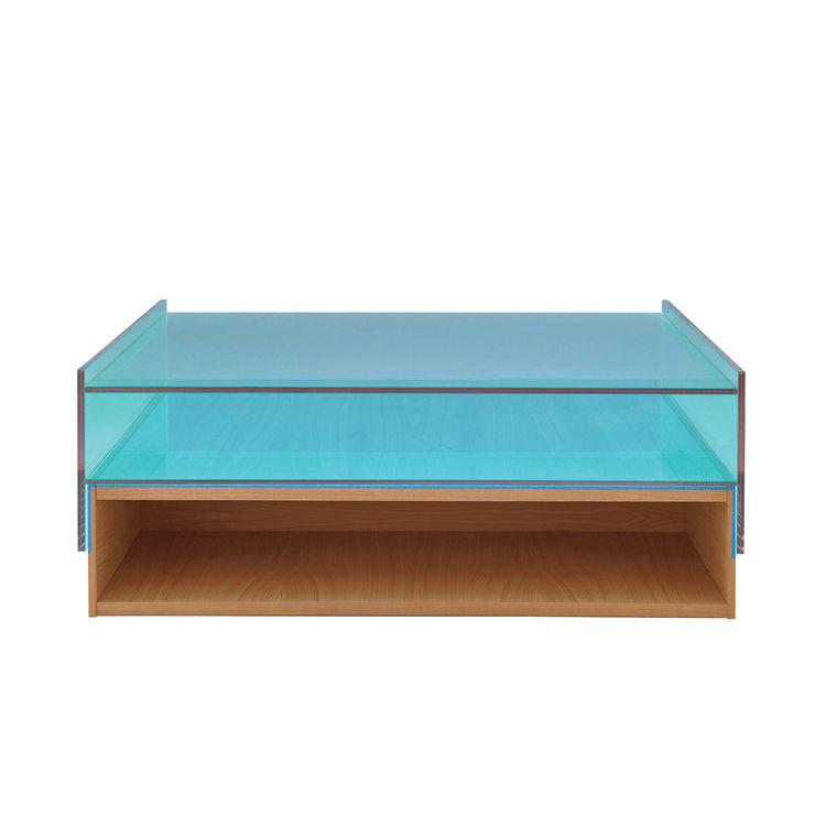 Hampton low table by Eric Jourdan for Ligne Roset