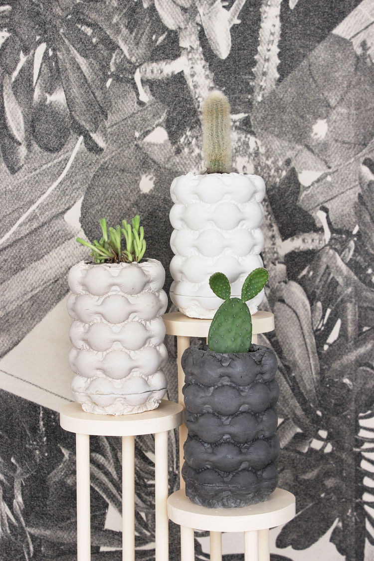 Bubble Planters by Come Out to the Coast