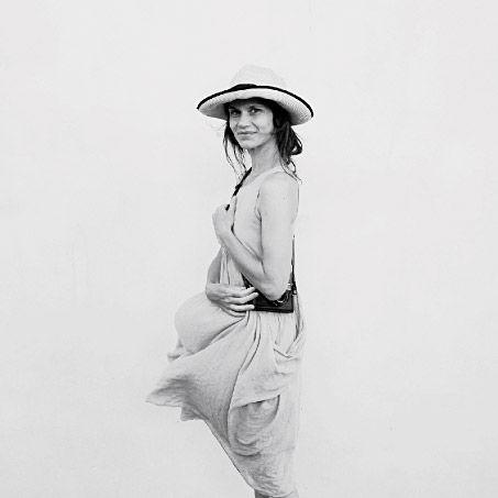 Portrait of Anna Moller