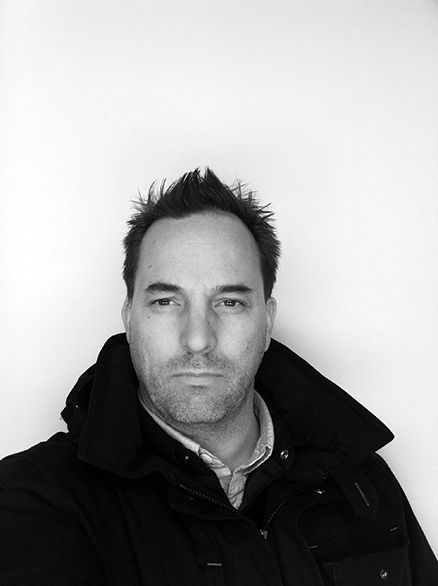 Portrait of Chad Holder