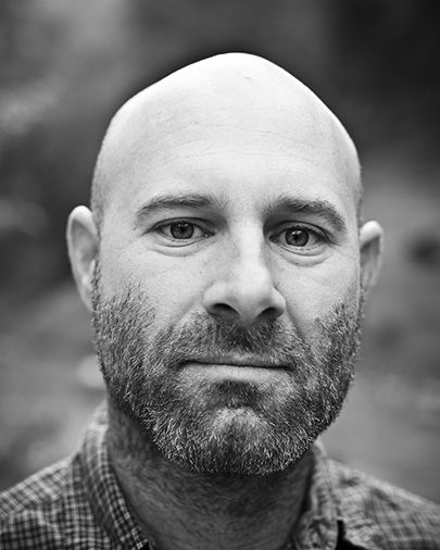 Portrait of Dave Lauridsen