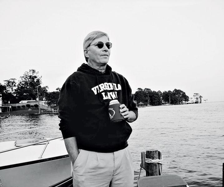 J. Michael Welton contributor portrait.