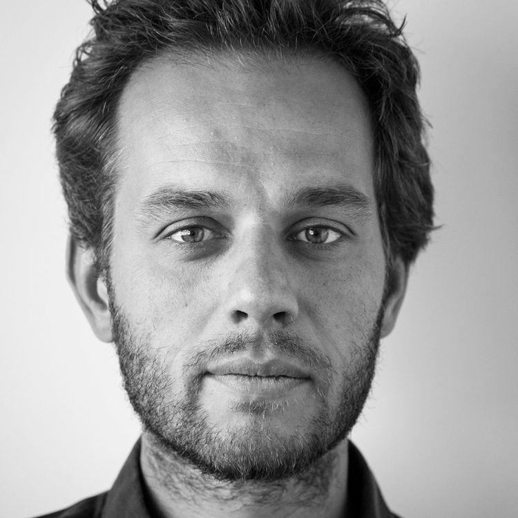 Tim Van de Velde portrait